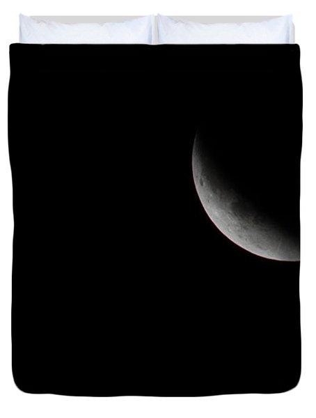 2015 Harvest Moon Eclipse 1 Duvet Cover