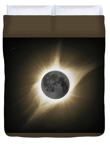 2017 Eclipse Hdr Duvet Cover