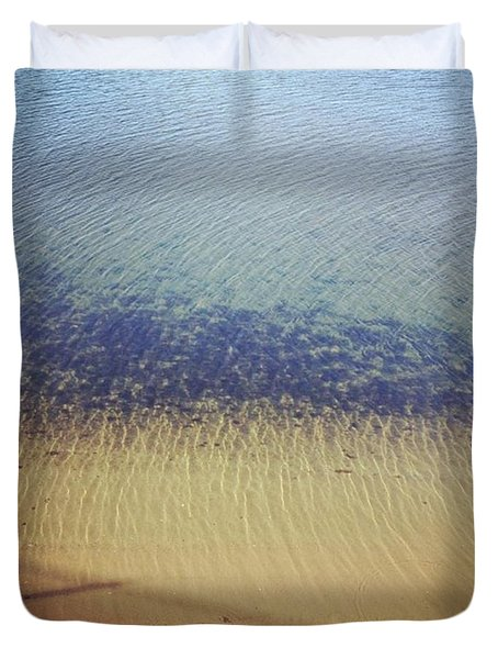 Ripple Duvet Cover