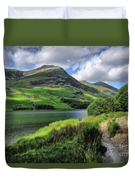 Buttermere Duvet Cover by Nichola Denny