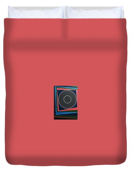 Circle Group Duvet Cover