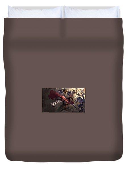 Overwatch Duvet Cover