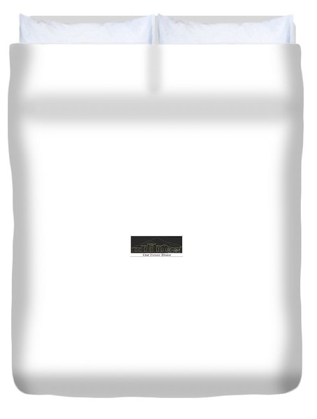 Duvet Cover featuring the photograph 278fay - No.1654 by Joe Finney