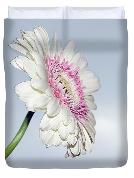 Beautiful Gerber Duvet Cover by Elvira Ladocki