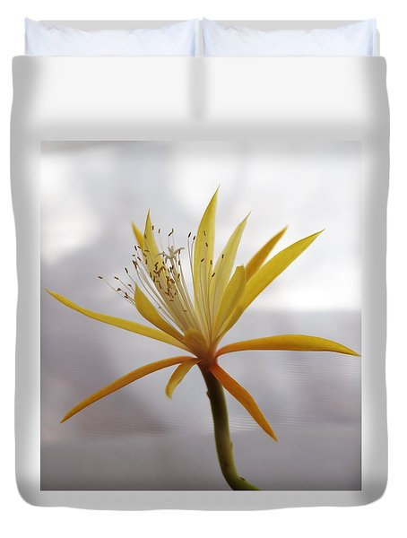 2nd Orchid Duvet Cover