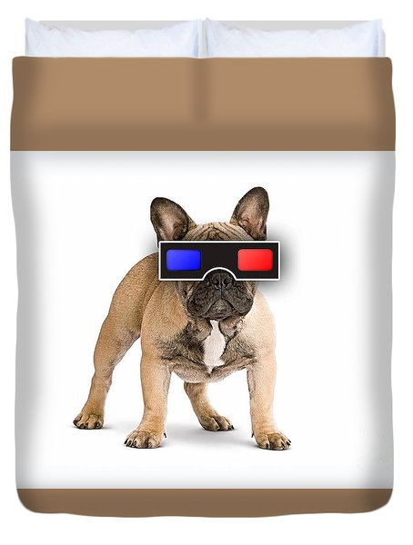 3d Dog Collection Duvet Cover