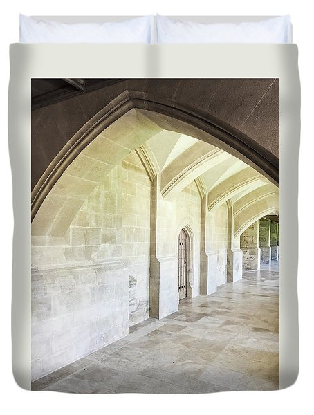 Arches Duvet Cover