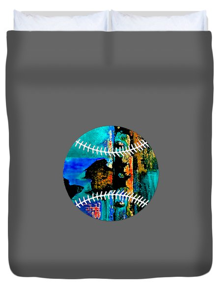 Baseball Collection Duvet Cover