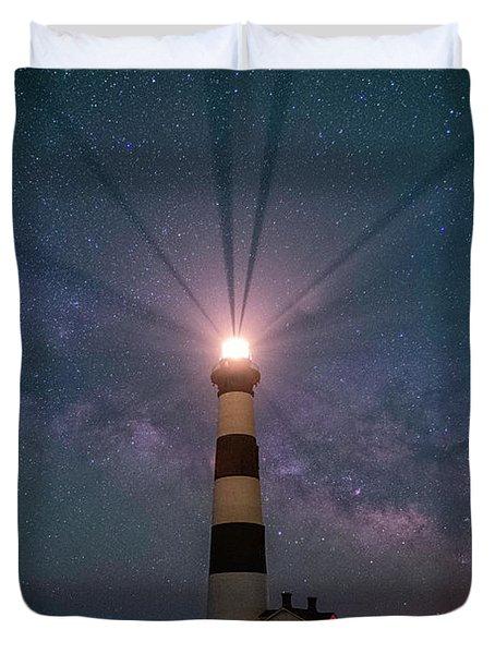 Bodie Lighthouse Duvet Cover