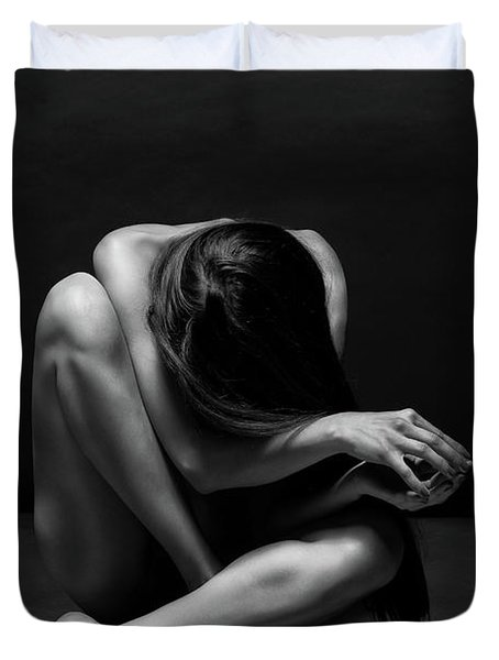 Bodyscape         Duvet Cover