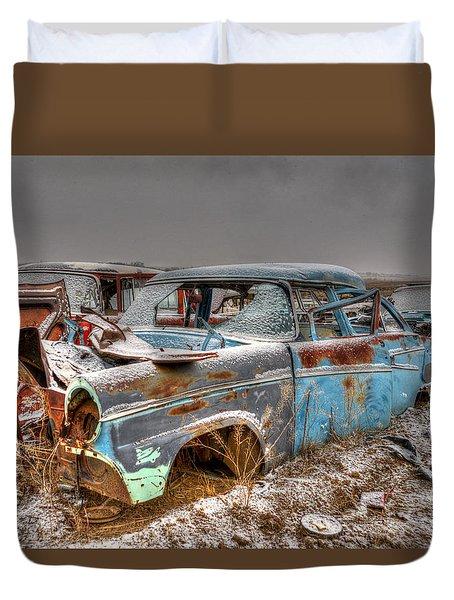 Chillin Duvet Cover