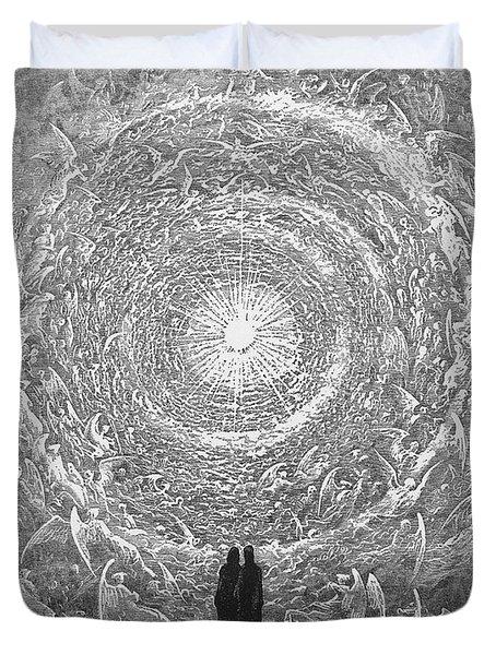 Dante: Paradise Duvet Cover