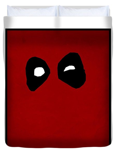 Deadpool Duvet Cover
