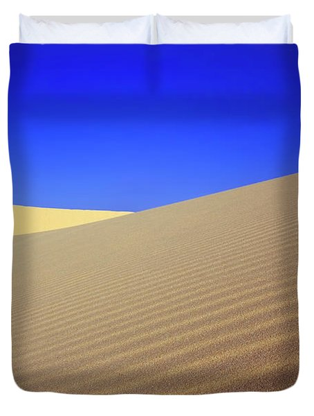 Desert Duvet Cover by MotHaiBaPhoto Prints