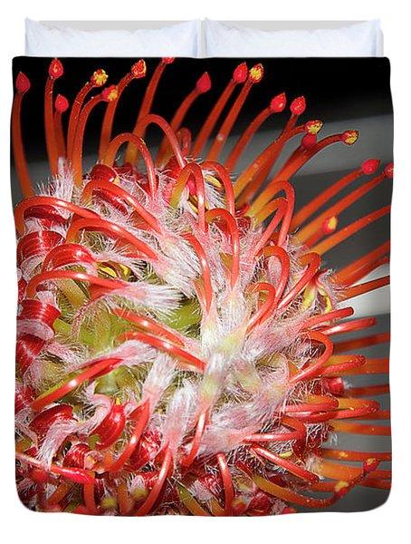 Exotic Flower Duvet Cover