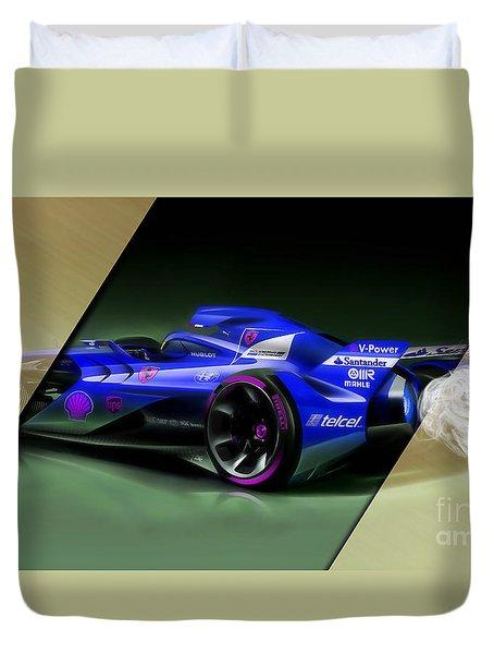Ferrari F1 Collection Duvet Cover