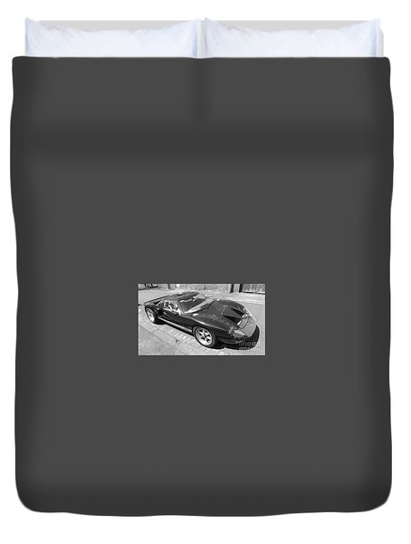 Ford Gt40 Duvet Cover