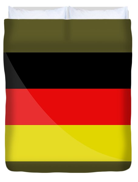 Germany Flag Duvet Cover