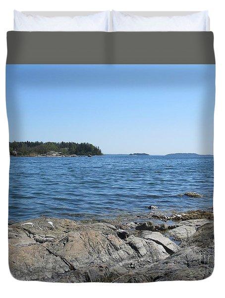 In Stensund Duvet Cover