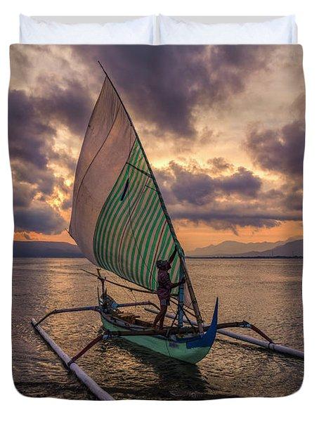Ketapang - Java Duvet Cover
