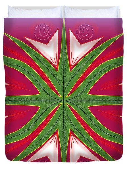 Leafy Duvet Cover