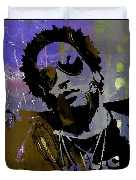 Lenny Kravitz Collection Duvet Cover
