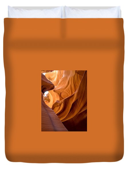 Lower Antelope Canyon Navajo Tribal Park #4 Duvet Cover