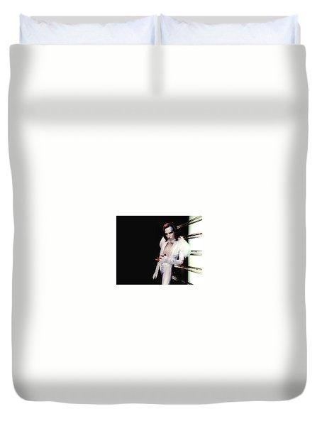 Marilyn Manson Duvet Cover