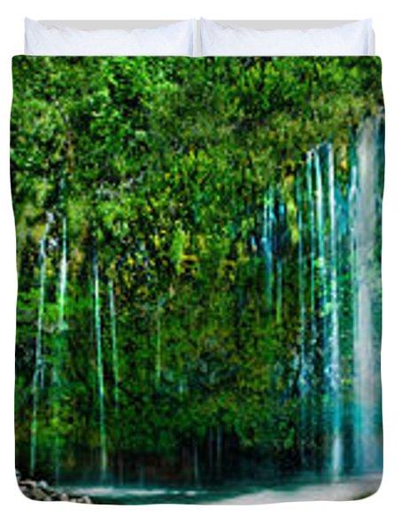 Mossbrae Falls Duvet Cover