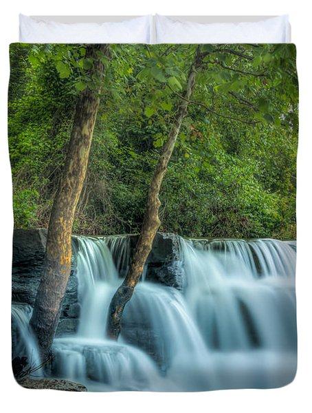 Natural Dam  Duvet Cover