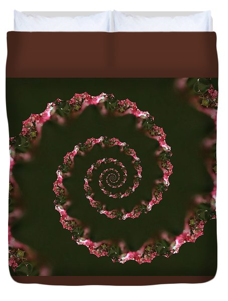 Duvet Cover featuring the photograph Phone Cases by Debra     Vatalaro