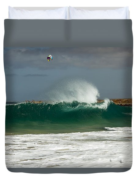 Cape Verde Duvet Cover