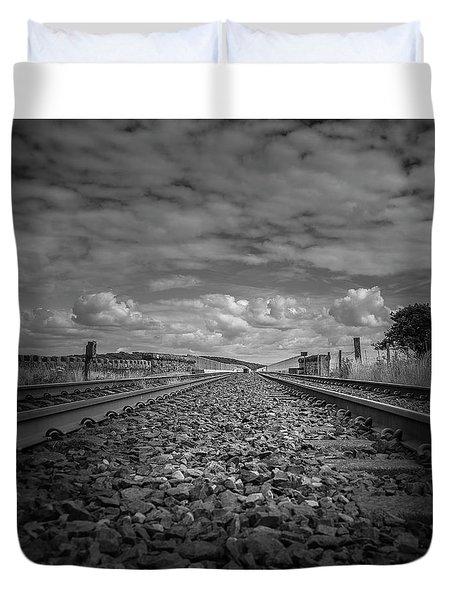 Plumpton Viaduct Duvet Cover