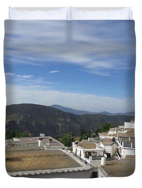 Portugos Duvet Cover