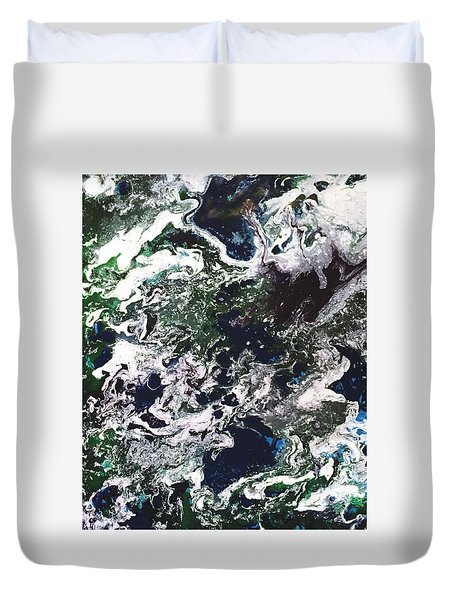 Space Odyssey 2 Duvet Cover