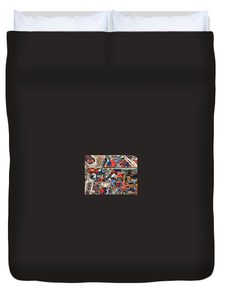 Sixth Sense Duvet Cover