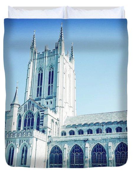 St Edmundsbury Cathedral Duvet Cover