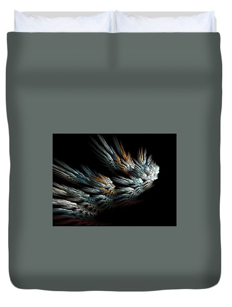 Taking Wing Duvet Cover