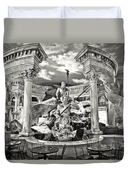 The Forum Shops Duvet Cover