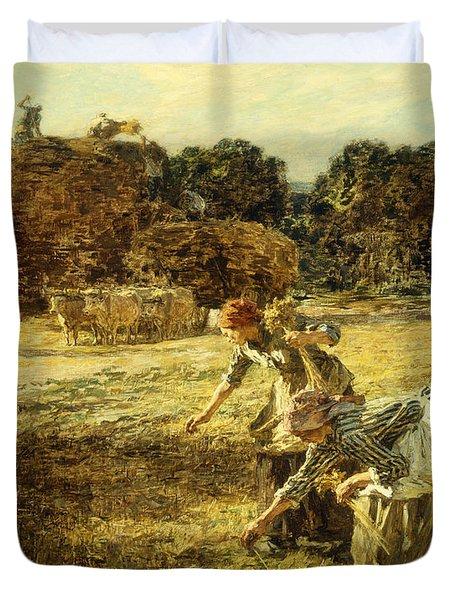 The Gleaners Duvet Cover