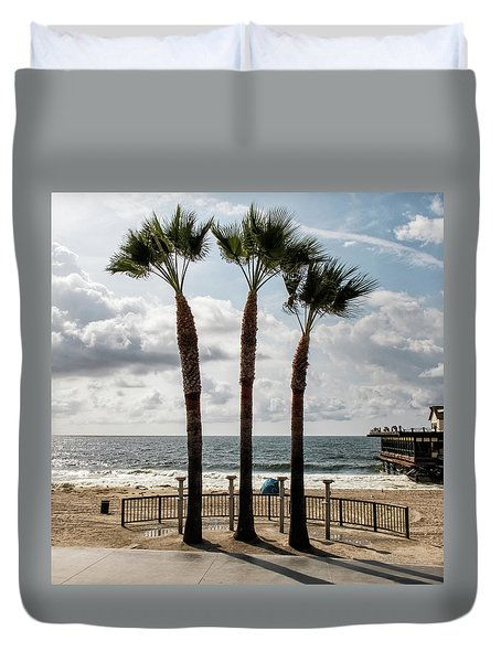 3 Trees Duvet Cover