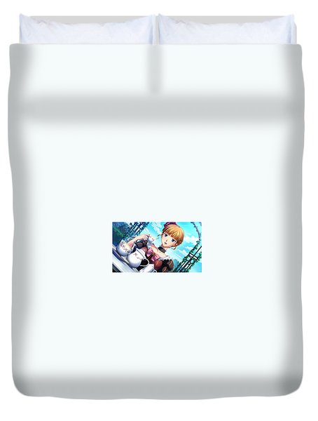 Umineko When They Cry Duvet Cover