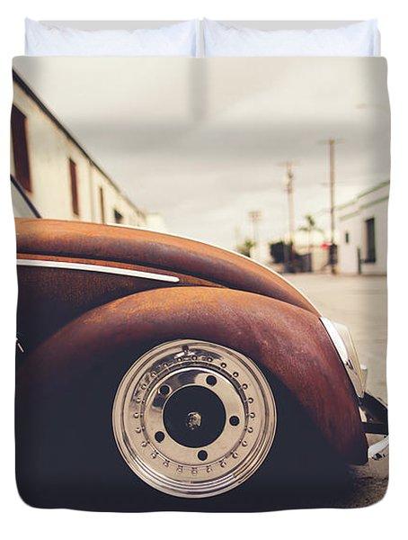 Volkswagen Beetle Duvet Cover