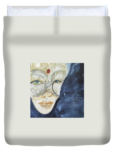 #3 Witchy Woman Duvet Cover