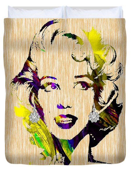 Marilyn Monroe Collection Duvet Cover