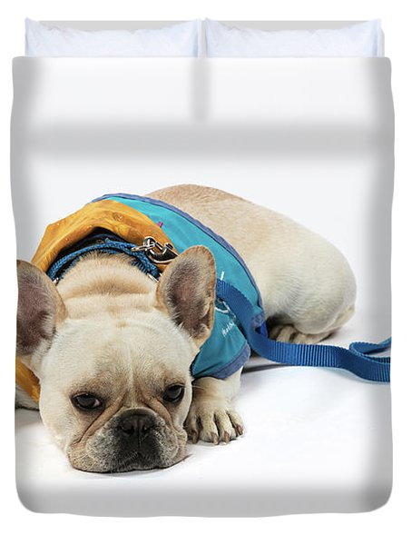 3010.066 Therapet Duvet Cover