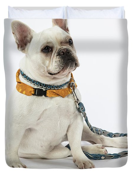 3010.068 Therapet Duvet Cover by M K  Miller