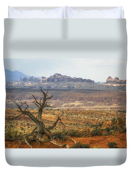 #3090 - Moab, Utah Duvet Cover