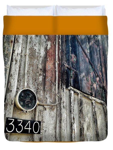 3340 Duvet Cover by Olivier Calas