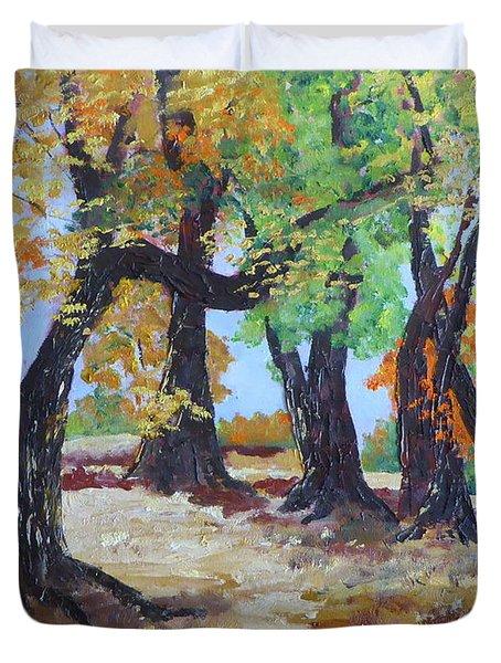 #35 Cottonwood Colors Duvet Cover